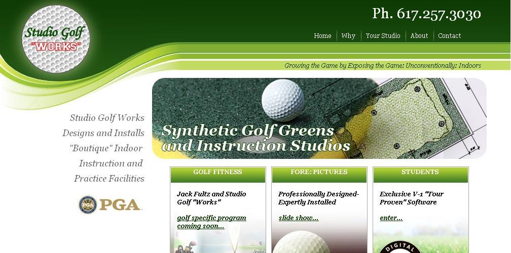 Studio Golf Works