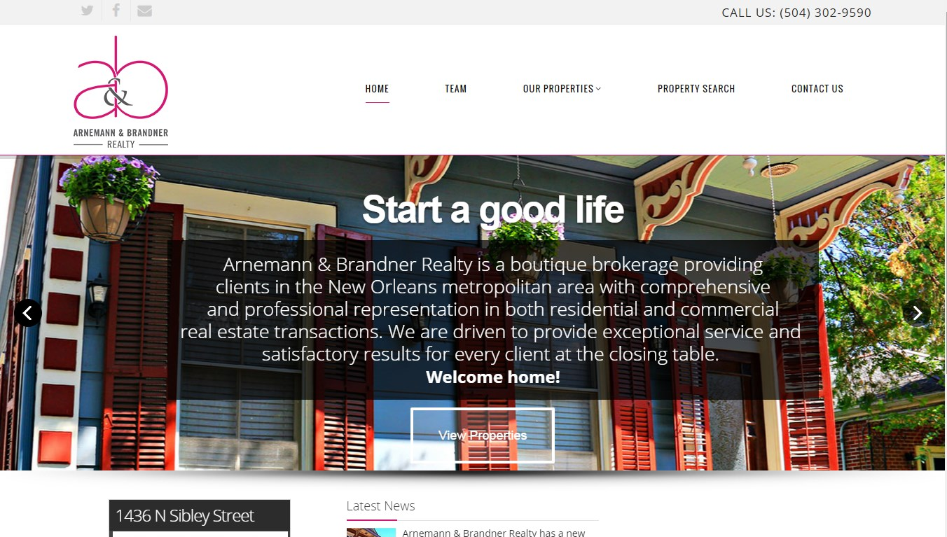 arnemann and Brand Realty