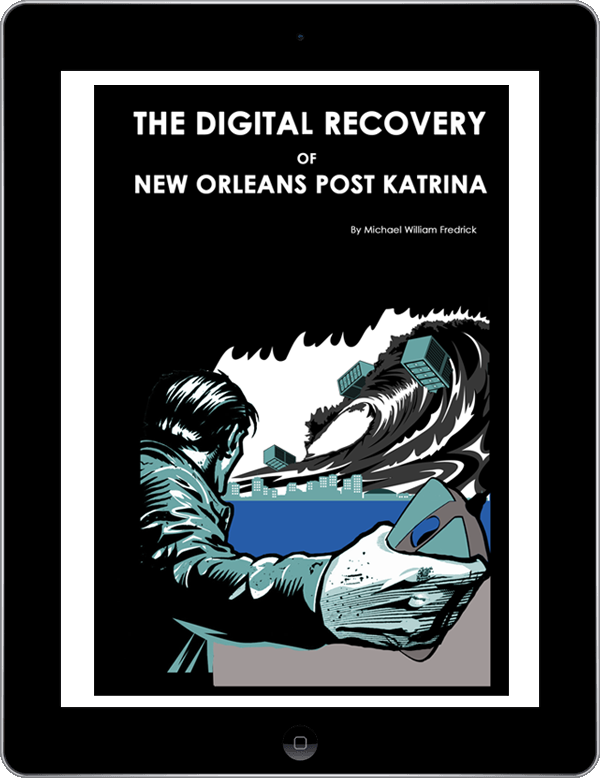 Digital Recovery Cover