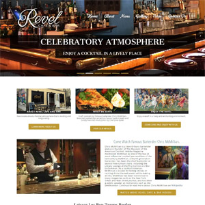 Revel Cafe and Bar